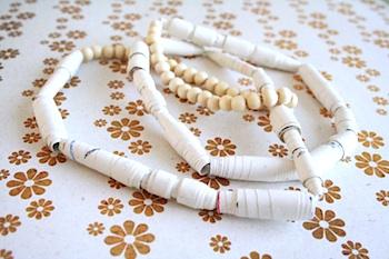 Pickles paper beads tutorial