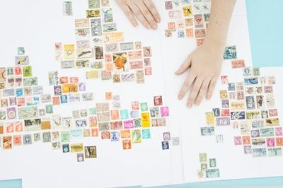 Lotta stamp project completed