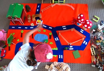 One Crafty Mumma design your own playscape