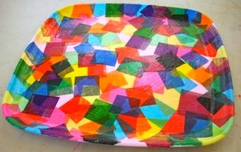The Creative Goddess confetti tray