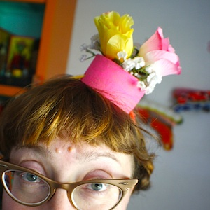 Scrumdilly Do recycled hat