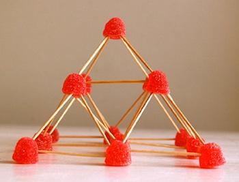willowday valentine party game activity gumdrop building