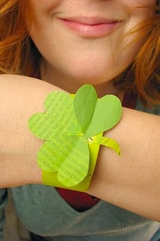 Scrumdilly Do st. Pat bracelet