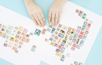 Lotta stamp step 5