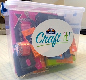 Elmer's Craft It Kit giveaway