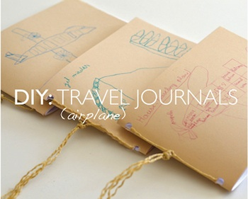 Willowday diy travel journals