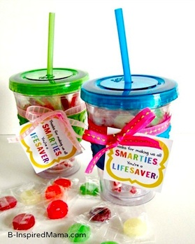 Back to school craft ideas things to make and do crafts and bspired mama candy teacher gift negle Images
