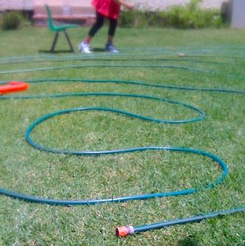 Partycraft Secrets hose maze