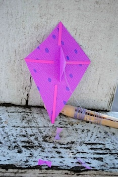 Zakka Life diy mini kite