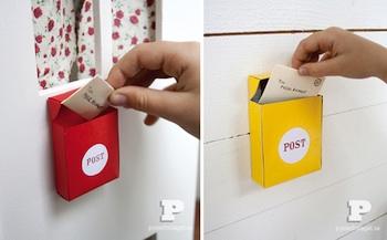 Pysselbolaget miniature post office box