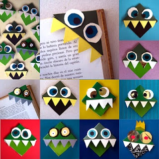 Manuales monster bookmarks
