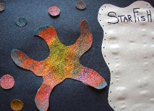 The Crafty Classroom coral reef crafts