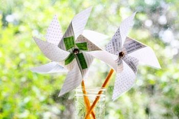 Alphabet Glue vol 8 pinwheel story starters