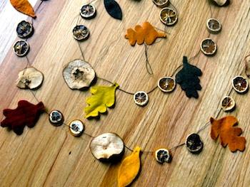 Szymczaks In Seattle autumn garland