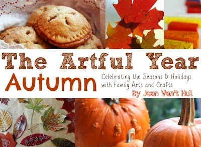 The Artful Year Autumn cover