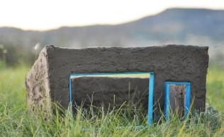 Imagine Childhood mud construction