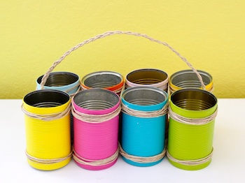 tin can craft tin can caddy