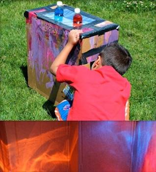 True Aim light box magic