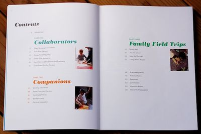 Side By Side table of contents