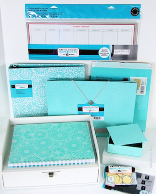 Martha Stewart office supplies 1