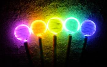 Ikat Bag halloween party luminous wands