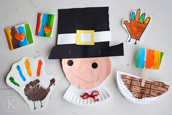 Cute Thanksgiving Crafts Things To Make And Do Crafts And