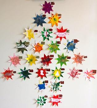 35 Great Homemade Advent Calendar Ideas!