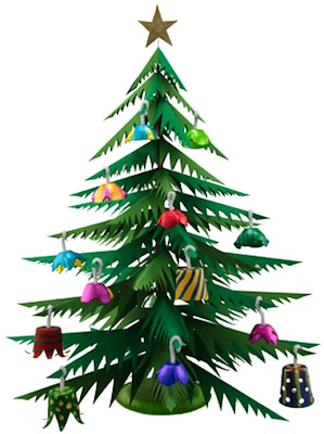 Paper Christmas Tree.Beautiful Paper Christmas Tree To Make Things To Make And