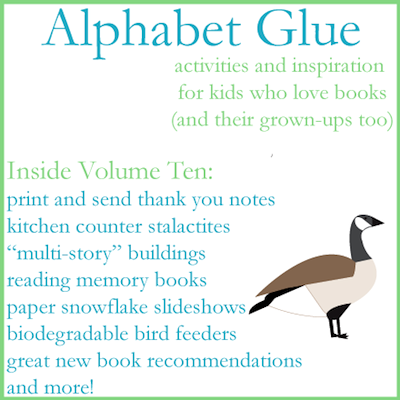 Alphabet Glue volume 10