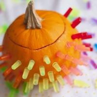 Giverslog light bright pumpkin decoration 2