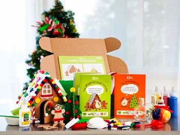 Kiwi Crate crafty christmas