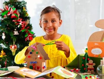 Kiwi Crate crafty christmas 2