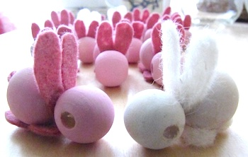 Kleas bead bunnies