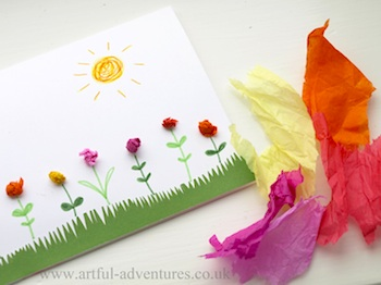 Celebrate Spring With Flower Crafts Things To Make And Do Crafts