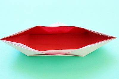 Red canoe 8