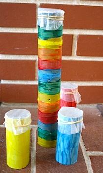 toilet paper roll craft kazoos