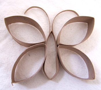 What can you make from cardboard tubes things to make and do toilet paper tube craft butterfly mightylinksfo