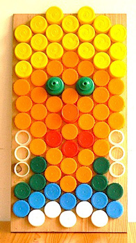 What can you make from plastic bottles and lids things to make and do crafts and activities - Can you recycle bottle caps ...