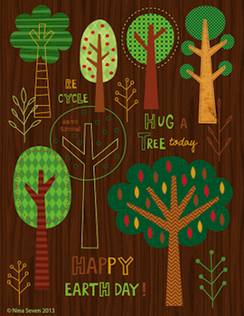 Free Printables Earth Day Fun