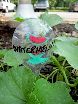 Garden Crafts For Kids Markers