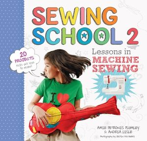 Sewing School 2 cover
