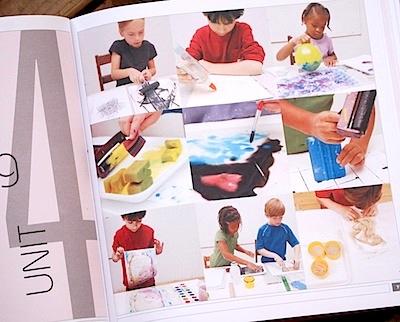 Art Lab For Kids unit 4 printmaking