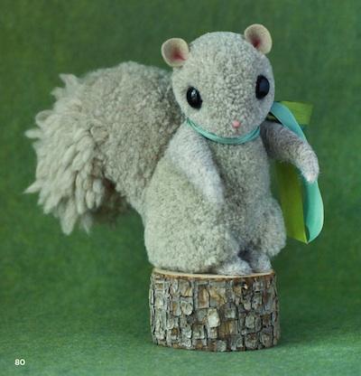 Adventures in Pompom Land squirrel