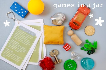 Games In A Jar Things To Make And Do Crafts And Activities For Kids The Crafty Crow