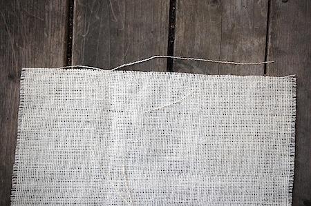 July 4th sashiko runner 3 pull threads to make even