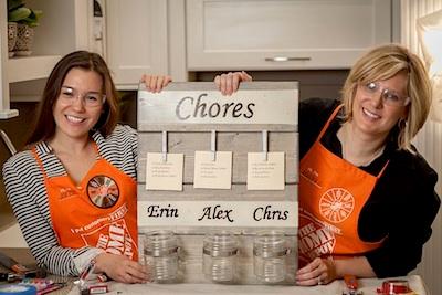 Chore Chart 50