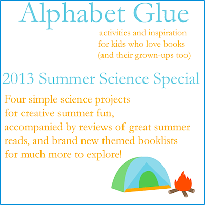 Alphabet Glue summer science issue 2013 contents