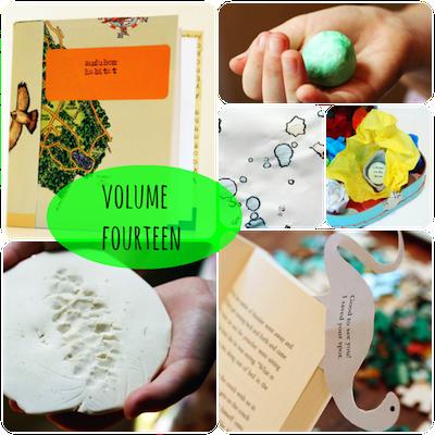 Alphabet Glue- Say Hello to Volume Fourteen! - Bird and Little B