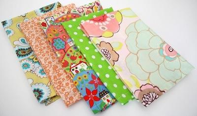 cloth napkin diy tutorial for school lunches
