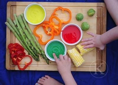 Katherine Marie veggie theme